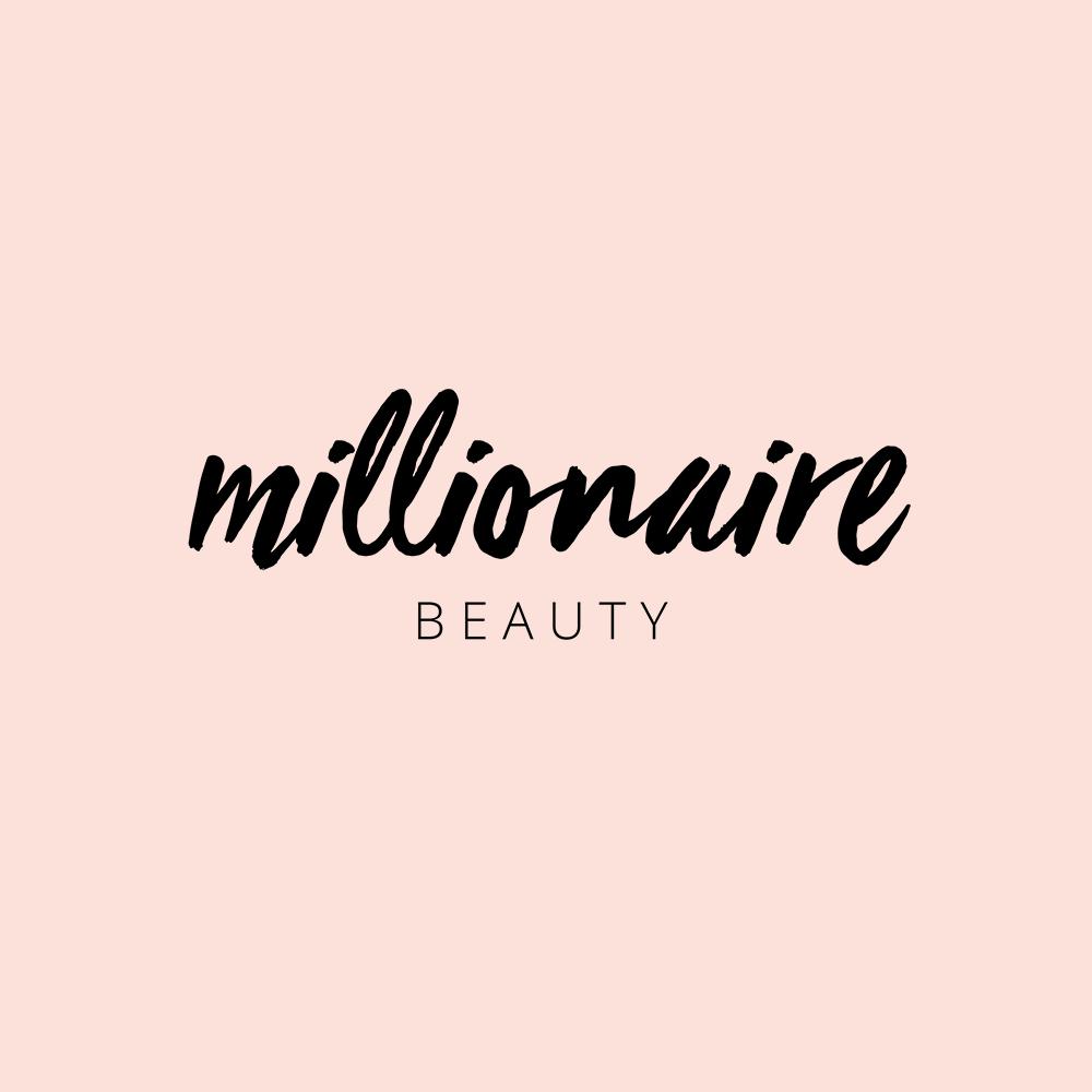 Millionaire Beauty Logo Square